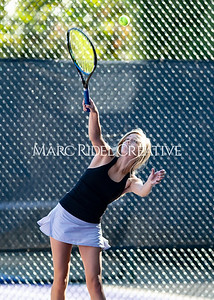 Broughton tennis vs Apex Friendship. Dual playoffs.. October 17, 2019. D4S_3221