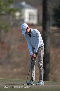 Broughton golf at Carolina Country Club. March 12, 2019. D4S_5935