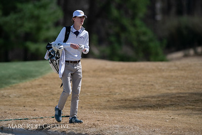 Broughton golf at Carolina Country Club. March 12, 2019. D4S_5904