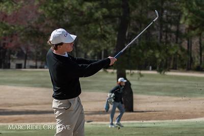 Broughton golf at Carolina Country Club. March 12, 2019. MRC_4010