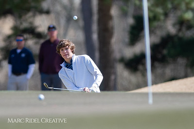 Broughton golf at Carolina Country Club. March 12, 2019. D4S_5867