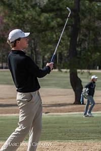 Broughton golf at Carolina Country Club. March 12, 2019. MRC_4015