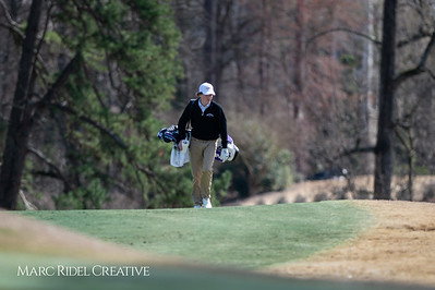 Broughton golf at Carolina Country Club. March 12, 2019. D4S_5849