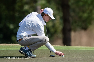 Broughton golf at Carolina Country Club. March 12, 2019. D4S_5916