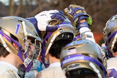 Broughton JV lacrosse vs East Chapel Hill. March 18, 2019. MRC_4499