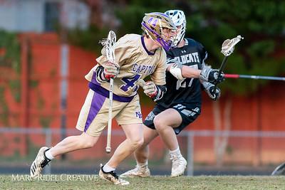 Broughton JV lacrosse vs East Chapel Hill. March 18, 2019. D4S_0940
