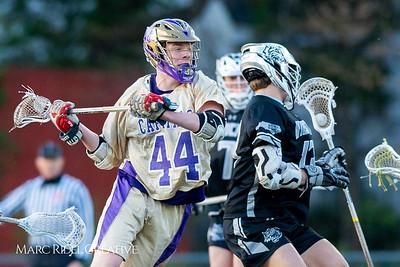 Broughton JV lacrosse vs East Chapel Hill. March 18, 2019. D4S_0931
