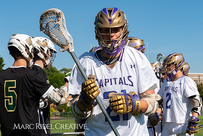 Broughton varsity lacrosse vs Enloe. April 23, 2019. 750_9945
