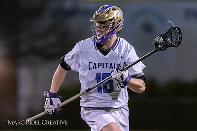 Broughton varsity lacrosse vs Leesville. March 15, 2019. D4S_8921