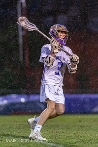 Broughton varsity lacrosse vs Leesville. March 15, 2019. D4S_8817