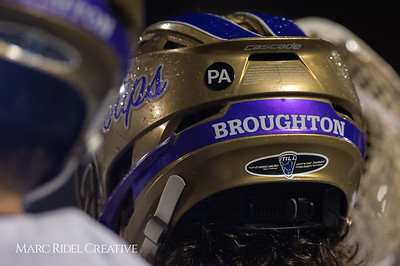 Broughton varsity lacrosse vs Leesville. March 15, 2019. D4S_8856