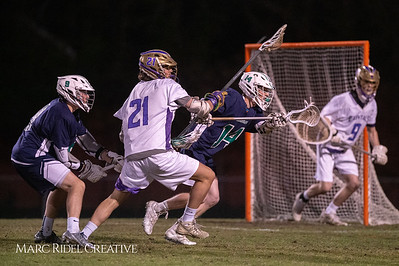 Broughton varsity lacrosse vs Leesville. March 15, 2019. D4S_8863