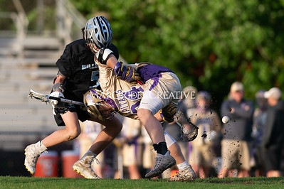 Broughton varsity lacrosse vs Millbrook. April 26, 2019. D4S_2614