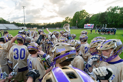 Broughton varsity lacrosse vs Millbrook. April 26, 2019. D4S_2567