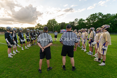 Broughton varsity lacrosse vs Millbrook. April 26, 2019. D4S_2593
