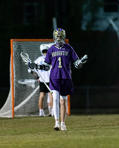 Broughton varsity lacrosse vs Panther Creek. March 4, 2019. D4S_3634