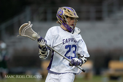 Broughton varsity lacrosse vs Southeast Raleigh. March 8, 2019. D4S_5231