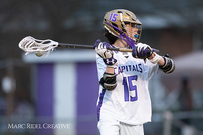 Broughton varsity lacrosse vs Southeast Raleigh. March 8, 2019. D4S_5256