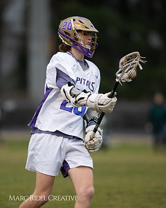 Broughton varsity lacrosse vs Southeast Raleigh. March 8, 2019. D4S_5223