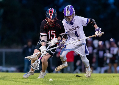 Broughton boys varsity lacrosse vs Middle Creek. February 28, 2020. D4S_0757