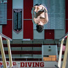 Broughton Men's Diving. December 1, 2017.