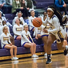 Broughton varsity girls basketball vs Knightdale. December 1, 2017.