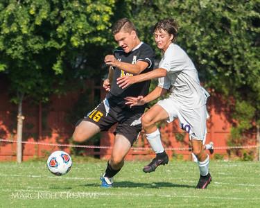 Broughton Soccer vs. Apex. August 16, 2017