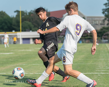 Broughton Soccer vs. Apex. August 16, 2017