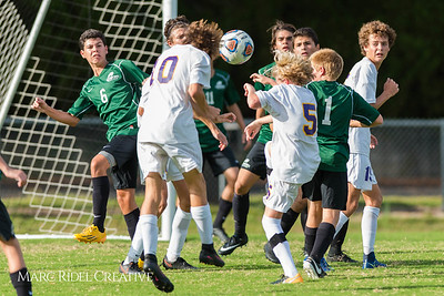 Broughton vs Cardinal Gibbons. September 25, 2017.