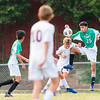 Broughton JV soccer vs. Cary. September 21, 2017.