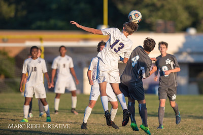 Broughton vs Millbrook. October 2, 2017.