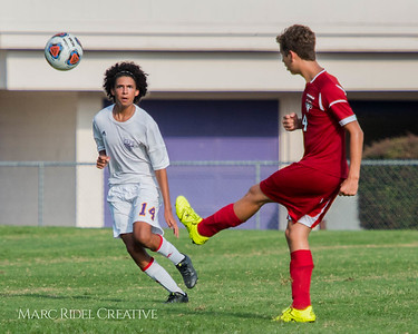 Broughton JV Soccer vs. Rolesville. August 14, 2017