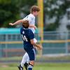 Broughton varsity soccer vs. Southeast Raleigh. October 9, 2017.