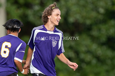 Broughton soccer vs Millbrook. October 7, 2019. D4S_5653