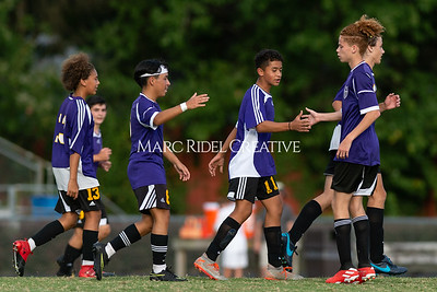 Broughton soccer vs Millbrook. October 7, 2019. D4S_5735