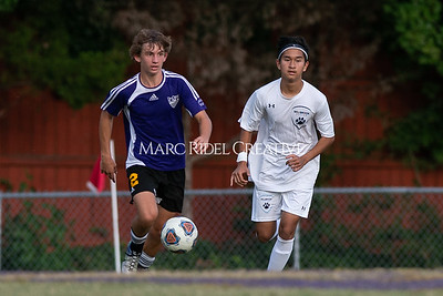 Broughton soccer vs Millbrook. October 7, 2019. D4S_5744