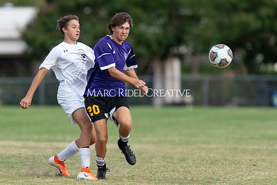 Broughton soccer vs Millbrook. October 7, 2019. D4S_5782