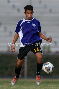 Broughton soccer vs Millbrook. October 7, 2019. D4S_5721
