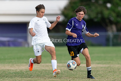 Broughton soccer vs Millbrook. October 7, 2019. D4S_5781