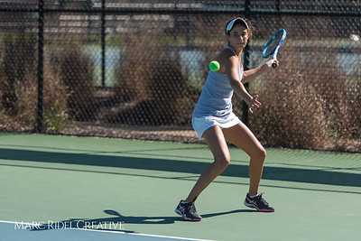 Broughton tennis playoffs. October 19, 2018.
