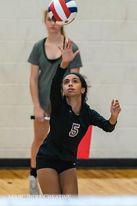 Broughton volleyball vs Leesville. October 15, 2018.