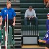 Broughton JV Volleyball vs Cardinal Gibbons. September 26, 2017.
