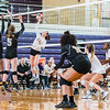 Broughton Volleyball vs. Knightdale. August 22, 2017