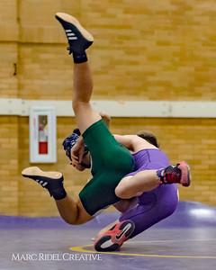 Broughton wrestling vs. Southeast Raleigh. December 13, 2017.