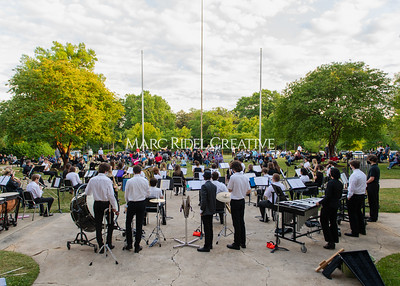 Broughton big band concert. May 14, 2021