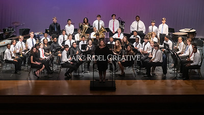 Broughton band concert. December 16, 2019. MRC_9038