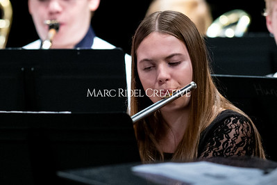 Broughton band concert. December 16, 2019. D4S_8269