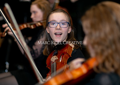 Broughton band winter concert. December 17, 2019. D4S_9166