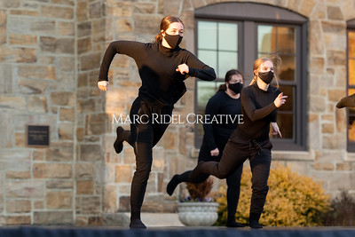 Broughton dance Ensemble practice. February 21, 2021