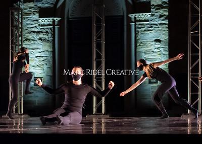 Broughton dance Essence opening night. February 25, 2021
